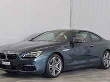 BMW 640 Coupé xDrive Individual, Diesel, Occasion / Gebraucht, Automat