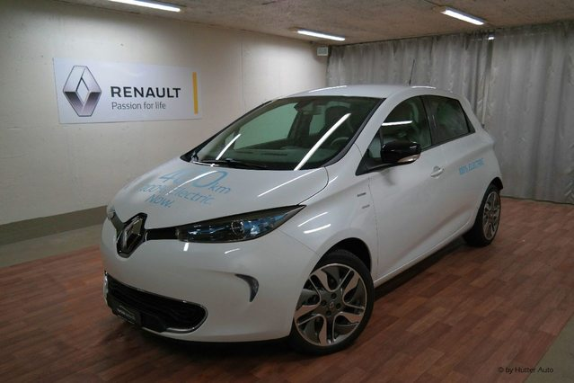 renault zoe r90 swiss edition ze 4 elektro id 1626189. Black Bedroom Furniture Sets. Home Design Ideas