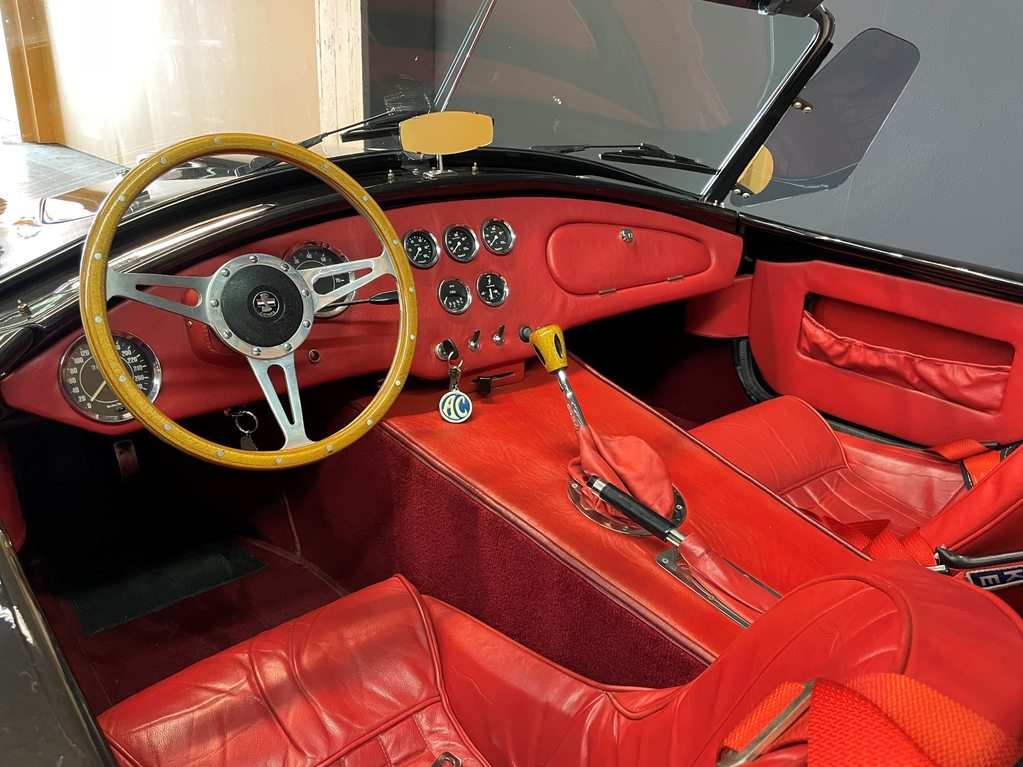 AC Cobra 427SC, Benzin, Occasion / Gebraucht, Handschaltung
