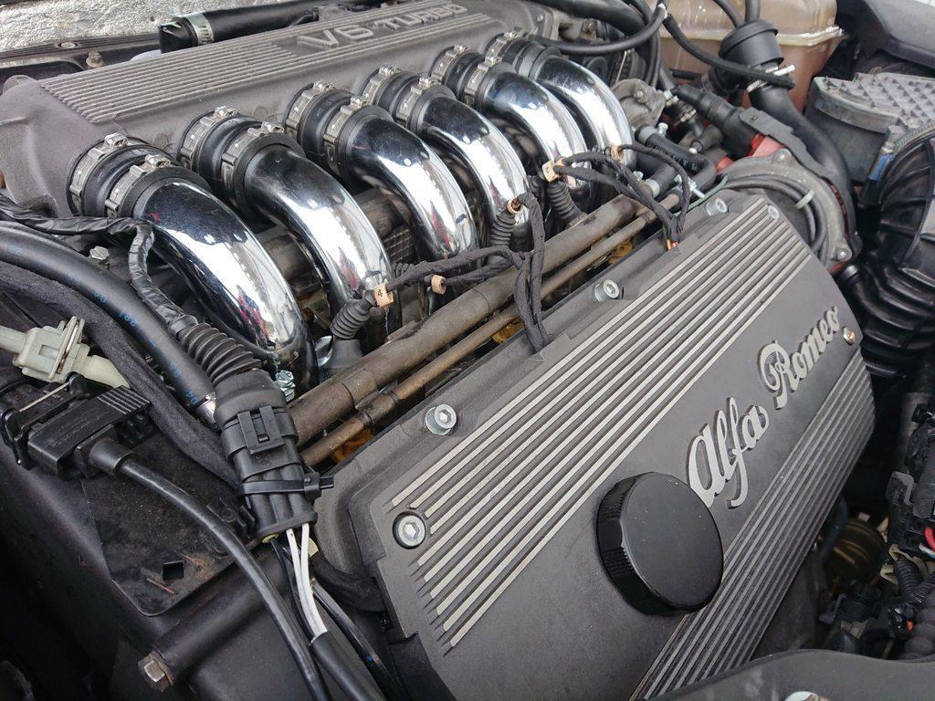 ALFA ROMEO GTV 2.0 V6 TB, Benzin, Occasion / Gebraucht, Handschaltung