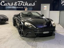 ASTON MARTIN VANQUISH, Petrol, Second hand/used, Automatic
