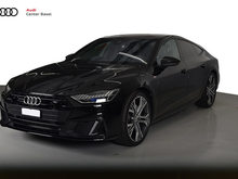 AUDI A7, Hybrid (diesel/electric), New car(s), Automatic