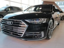 AUDI A8, Hybrid (diesel/electric), New car(s), Automatic