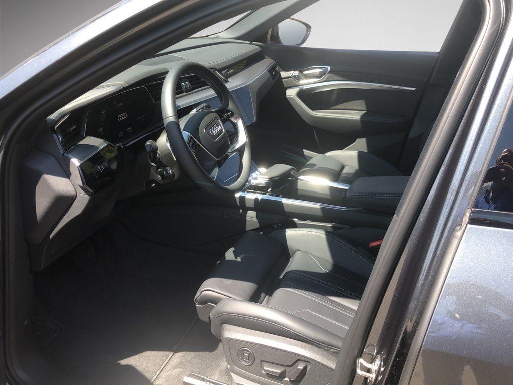 AUDI e-tron 55 Sportback S Line quattro, Elektro, Occasion / Gebraucht, Automat