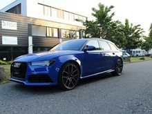 AUDI RS6, Essence, Occasion / Utilisé, Automatique