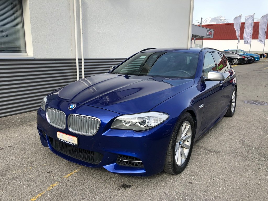 BMW M550d xDrive Touring Steptronic, Diesel, Occasion / Gebraucht, Automat