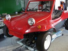 BUGGY , Petrol, Second hand/used, Manual