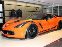 CHEVROLET CORVETTE, Petrol, Ex-demonstrator(s), Manual