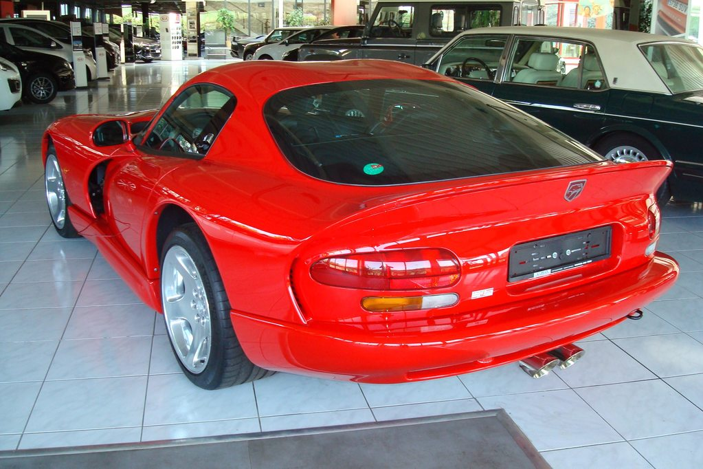 CHRYSLER Viper GTS, Petrol, Second hand/used, Manual