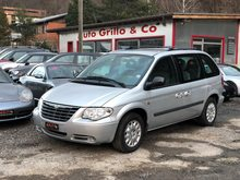 CHRYSLER VOYAGER, Petrol, Second hand/used, Manual