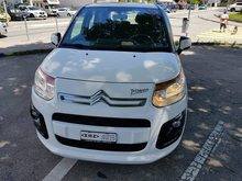 CITROEN C3 PICASSO, Petrol, Second hand/used, Manual