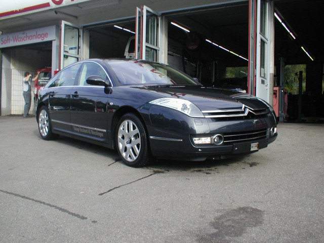 CITROEN C6 2.7 HDi V6 Exclusive, Diesel, Second hand/used, Automatic