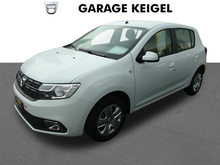 DACIA SANDERO, Petrol, Ex-demonstrator(s), Manual