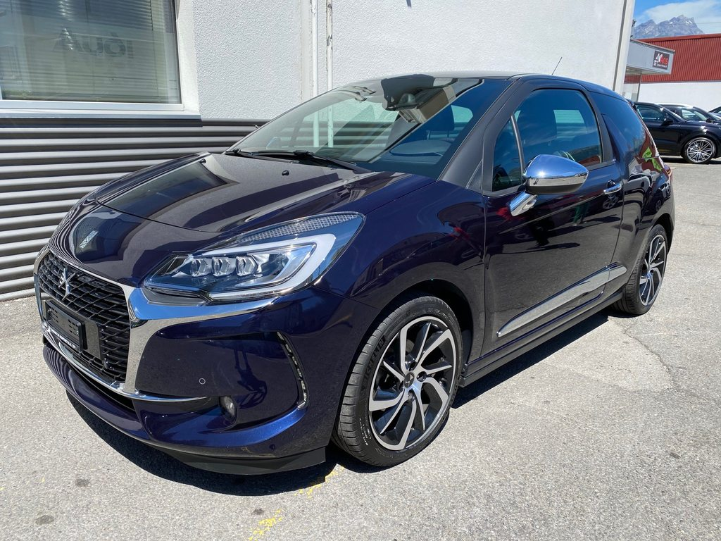 DS AUTOMOBILES DS 3 1.2 PureTech SO Chic, Petrol, Second hand/used, Manual
