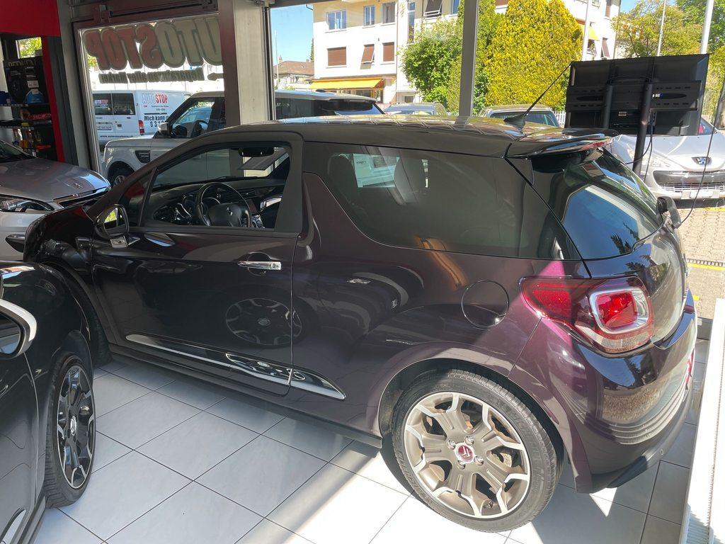 DS AUTOMOBILES DS3 1.6 THP Sport Chic Plus, Benzin, Occasion / Gebraucht, Handschaltung