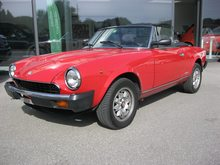 FIAT SPIDER, Petrol, Classic(s), Manual