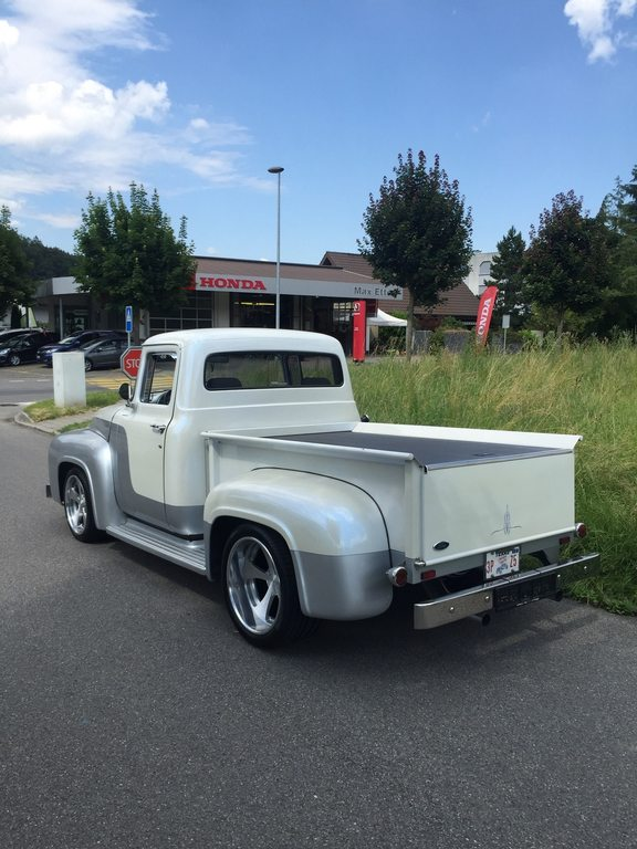 FORD F-Pickup f100 pickup, Petrol, Second hand/used, Automatic