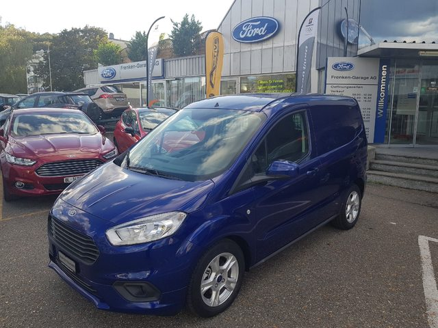 Used Ford Transit 3.5 ecoboost