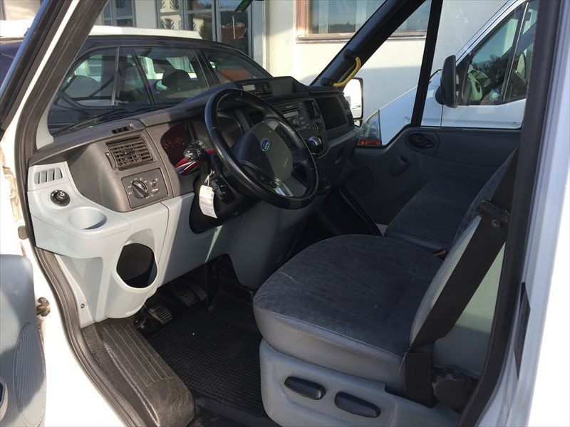 FORD TRANSIT TDCi 140 PS RWD 06-, Diesel, Occasion / Gebraucht, Handschaltung