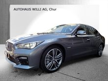 INFINITI Q50, Hybrid (petrol/electric), Second hand/used, Automatic