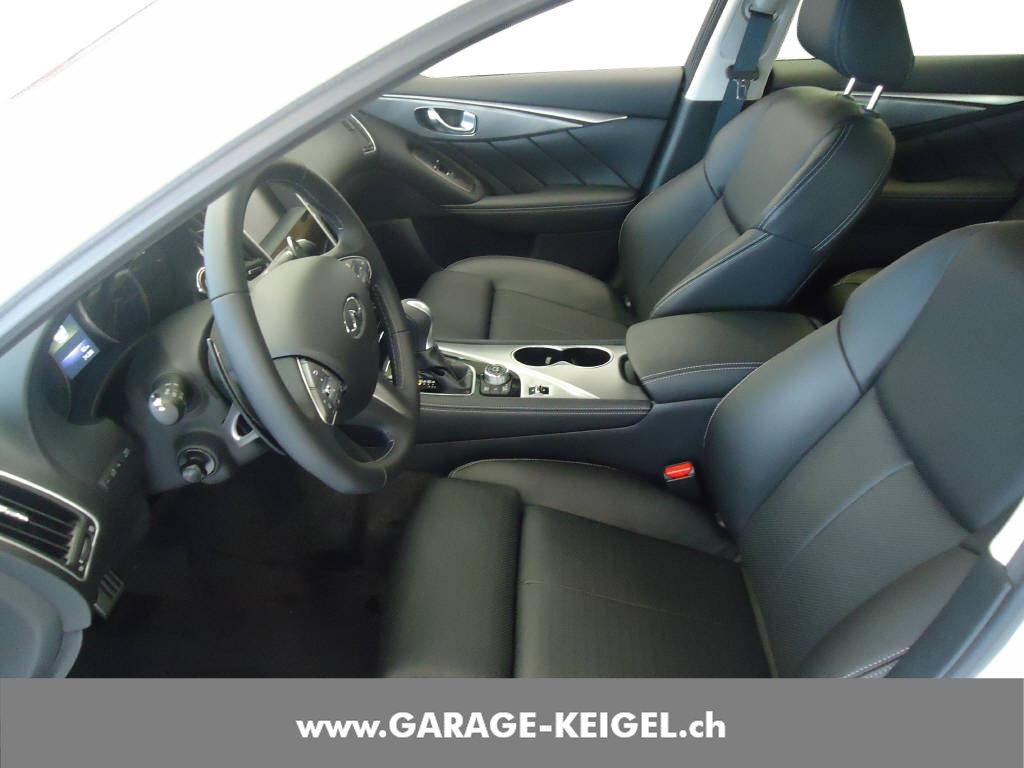 INFINITI Q50 2.2d Sport Tech - Neu CHF 69950.-, Diesel, Voiture de démonstration, Automatique