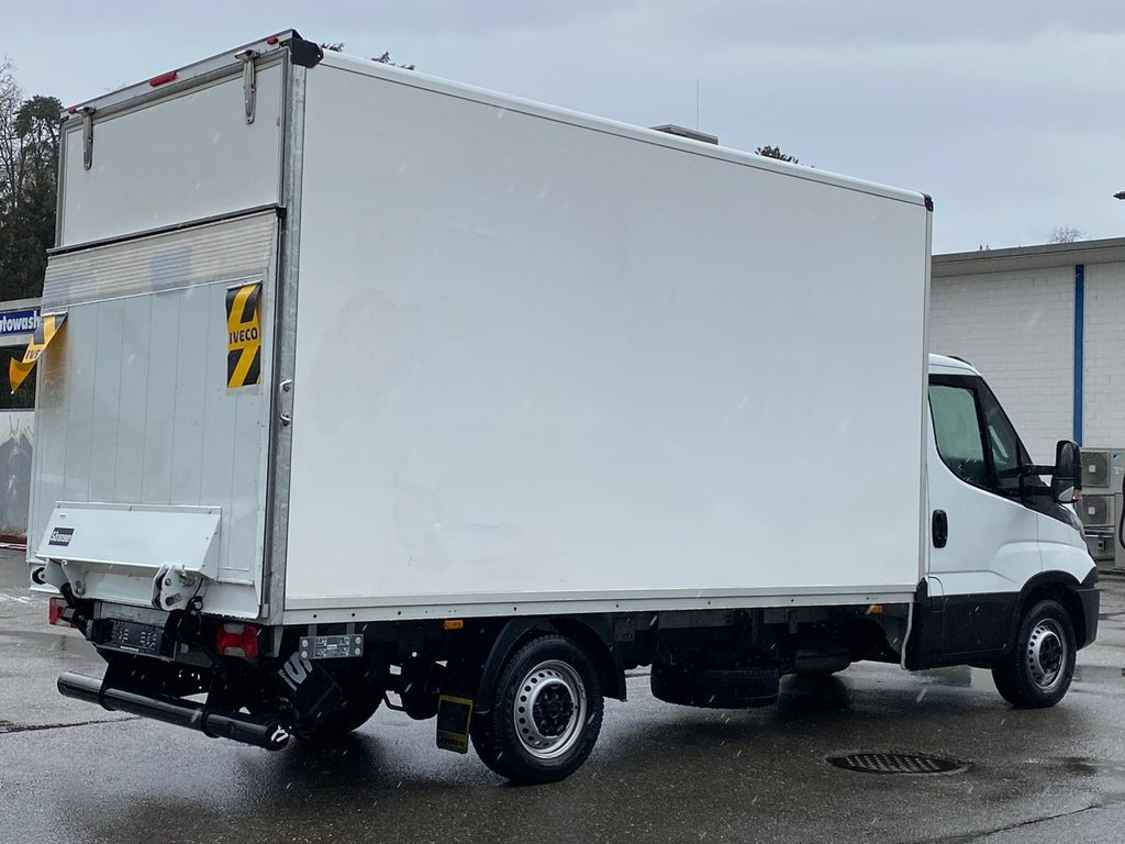 IVECO Daily 35 S 16 A8, Diesel, Occasion / Gebraucht, Automat