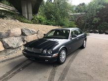 JAGUAR XJ6, Diesel, Second hand/used, Automatic
