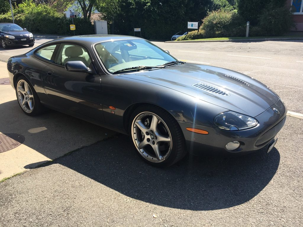 JAGUAR XKR S/C, Petrol, Second hand/used, Automatic