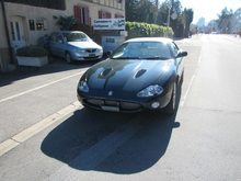 JAGUAR XKR, Petrol, Second hand/used, Automatic