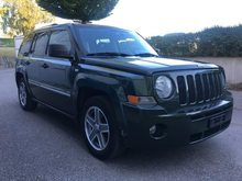 JEEP PATRIOT, Diesel, Second hand/used, Manual