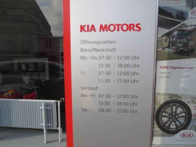 KIA e-Niro Style, Elektro, Vorführwagen, Handschaltung