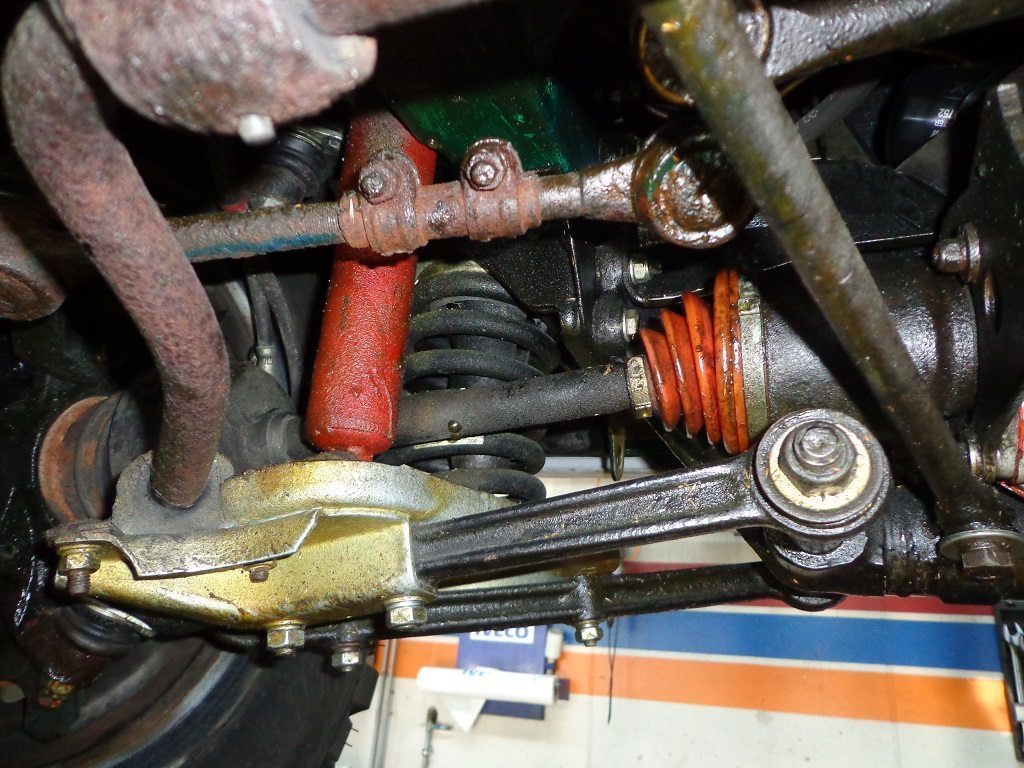 LADA 1.9D 4x4, Diesel, Occasion / Gebraucht, Handschaltung