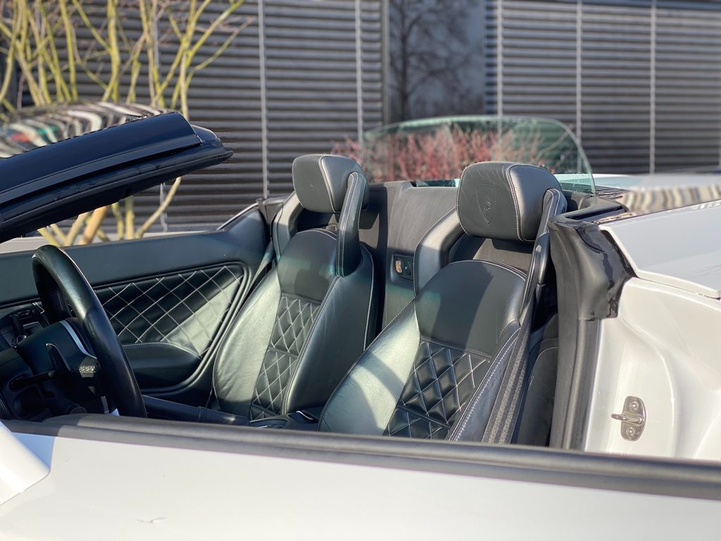 LAMBORGHINI Gallardo 5.0 V10 Spyder, Benzin, Occasion / Gebraucht, Automat