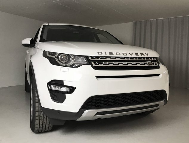 LAND ROVER Disco. Sp 2.0 Si4 HSE, Petrol, Ex-demonstrator(s), Automatic