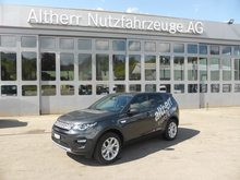 LAND ROVER DISCOVERY SPORT, Petrol, Ex-demonstrator(s), Automatic