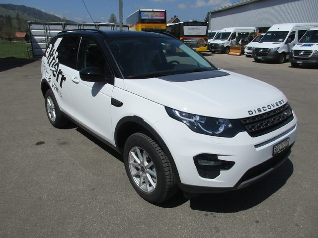 LAND ROVER Disco. Sp 2.0 Si4 SE, Petrol, Ex-demonstrator(s), Automatic