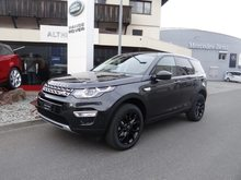 LAND ROVER DISCOVERY SPORT, Diesel, Ex-demonstrator(s), Automatic