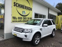 LAND ROVER FREELANDER, Petrol, Second hand/used, Automatic