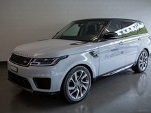 LAND ROVER RANGE ROVER SPORT, Petrol, Ex-demonstrator(s), Automatic