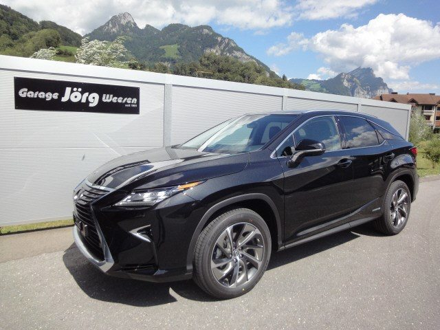 LEXUS RX 450h excellence AWD, Hybrid (petrol/electric), New car(s), Automatic