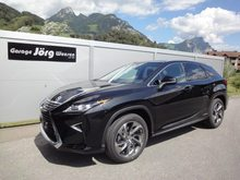 LEXUS RX, Hybrid (petrol/electric), New car(s), Automatic