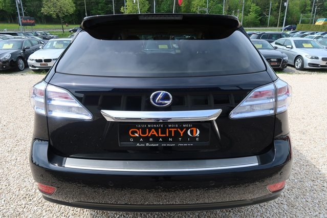 LEXUS RX 450h Edition AWD Automatic, Hybrid (petrol/electric), Second hand/used, Automatic