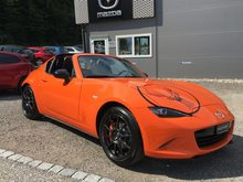 MAZDA MX-5, Petrol, Ex-demonstrator(s), Manual