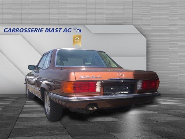 MERCEDES-BENZ 350 slc, Benzin, Oldtimer, Automat