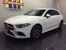 MERCEDES-BENZ A 180, Diesel, New car(s), Automatic