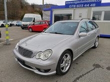 MERCEDES-BENZ C 30 AMG, Diesel, Second hand/used, Automatic