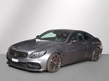 MERCEDES-BENZ C 63 AMG, Essence, Occasion / Utilisé, Automatique