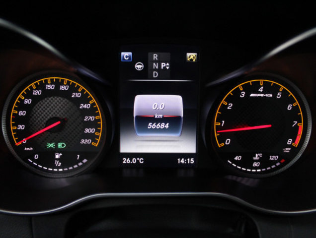 MERCEDES-BENZ C 63 AMG Edition 1, Benzina, Occasioni / Usate, Automatico