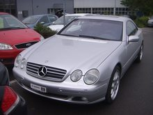 MERCEDES-BENZ CL 500, Petrol, Second hand/used, Automatic