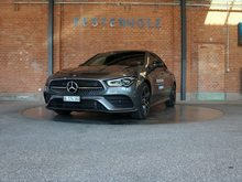 MERCEDES-BENZ CLA 200, Petrol, Second hand/used, Automatic